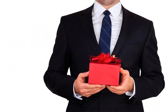 подарок корпоративный