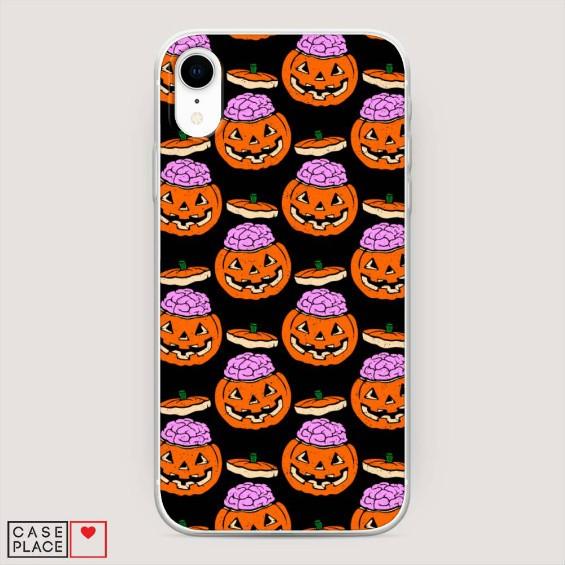Чехол для Айфона: Хэллоуин