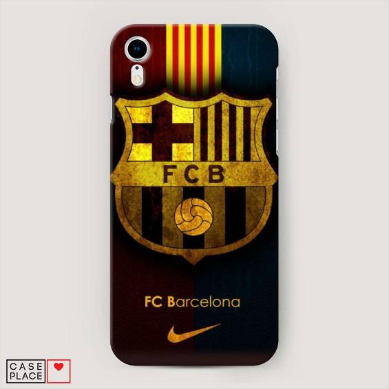 Чехол на футбольную тематику - ФК Барселона