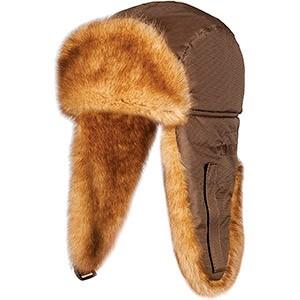 Теплая шапка для зимнего отдыха