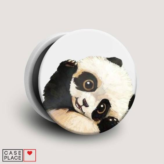 Попсокет Большеглазая панд