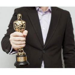 Именная статуэтка Оскар
