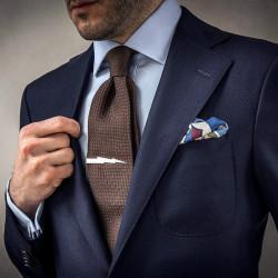 Оригинальный зажим для галстука